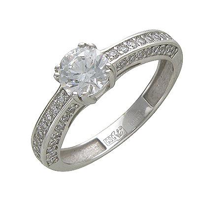 Золотое кольцо  01K125332 от Bestwatch.ru