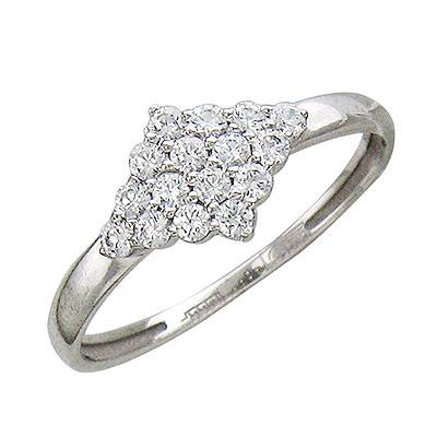 Золотое кольцо  01K125421 от Bestwatch.ru