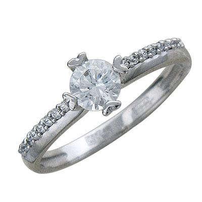 Золотое кольцо  01K125614 от Bestwatch.ru