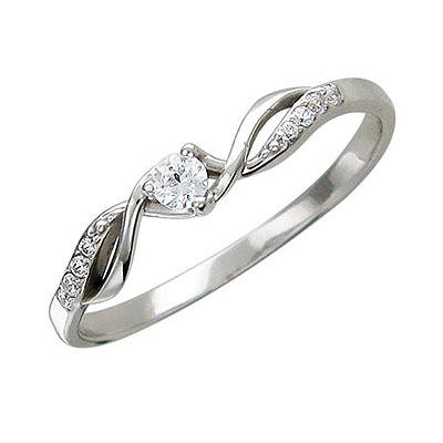Золотое кольцо  01K125821 от Bestwatch.ru