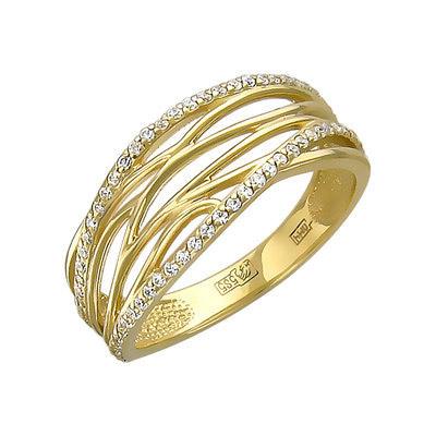 Купить Кольца Золотое кольцо  01K136700  Золотое кольцо  01K136700