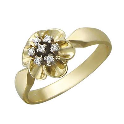 Золотое кольцо  01K166251J