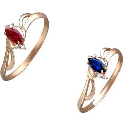 Золотое кольцо  01K217321