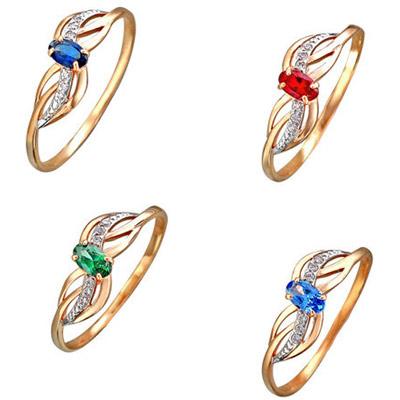 Золотое кольцо  01K217341