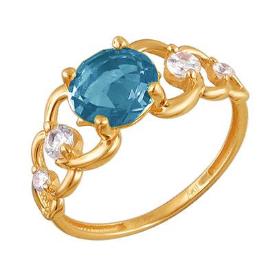 Золотое кольцо  01K3110852-6