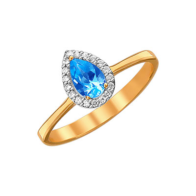 Золотое кольцо  01K3110976-1