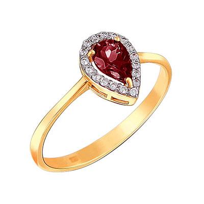 Золотое кольцо  01K3110976-3