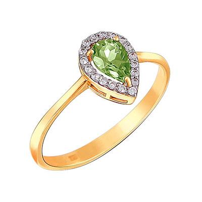 Золотое кольцо  01K3110976-4