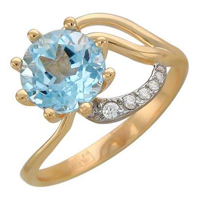 Золотое кольцо  01K315358-2