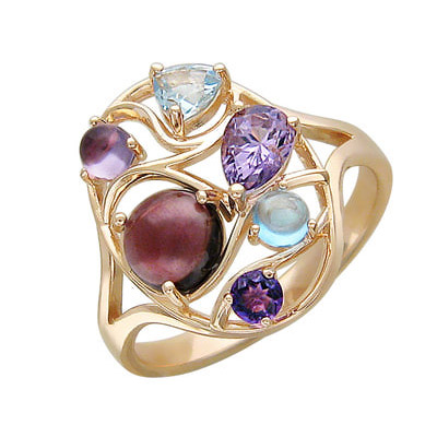 Золотое кольцо  01K316233
