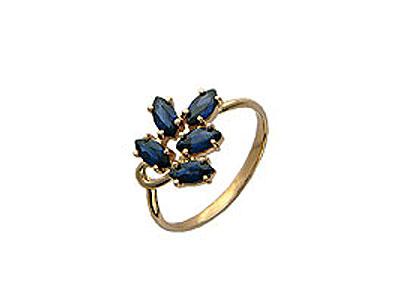 Золотое кольцо  01K514131