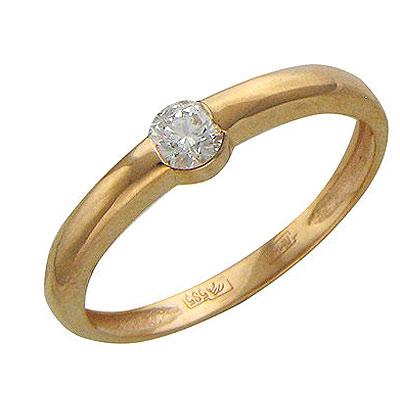Золотое кольцо  01K614076