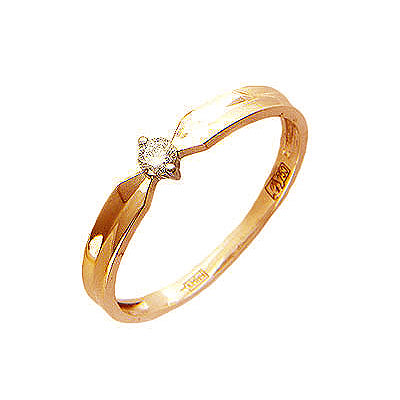 Золотое кольцо  01K614408