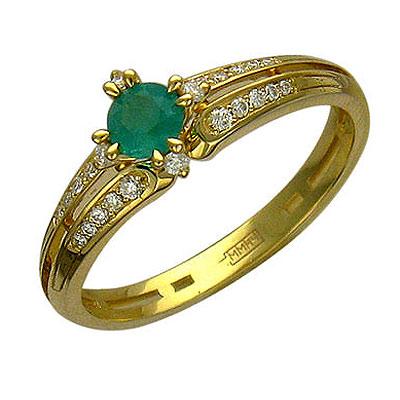 Золотое кольцо  01K615931