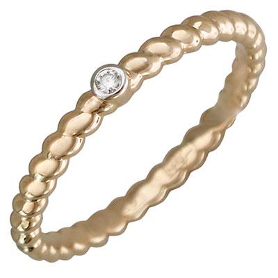Золотое кольцо 01K617653W фото