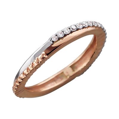 Золотое кольцо 01K617875 фото