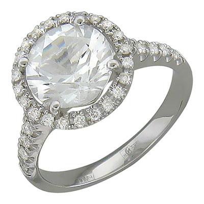 Золотое кольцо 01K627547 фото