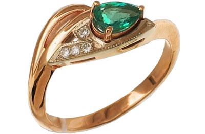 Золотое кольцо  01K662492