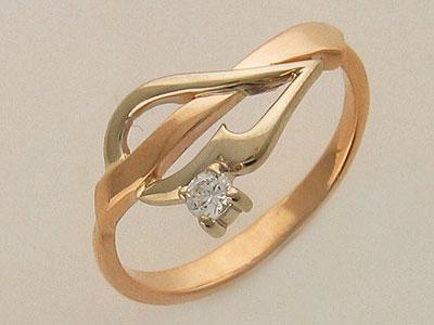 Золотое кольцо  01K663002