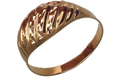 Золотое кольцо  01K712141