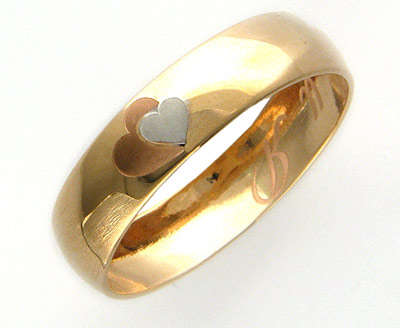 Золотое кольцо 01O010166 фото