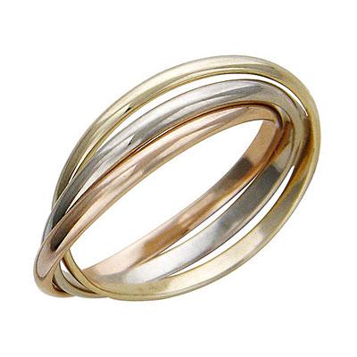 Купить Кольца Золотое кольцо  01O060187  Золотое кольцо  01O060187