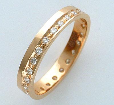 Золотое кольцо 01O610071 фото