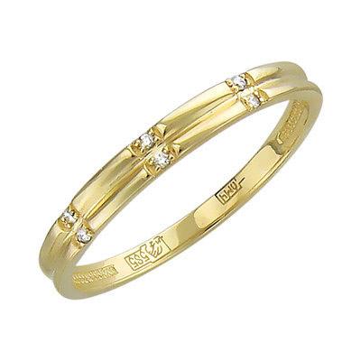 Золотое колье  01O630257
