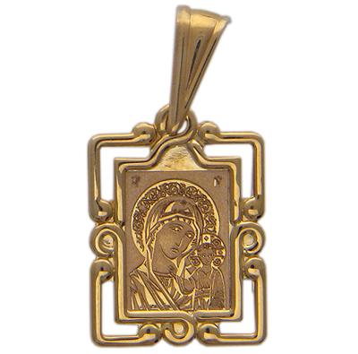Золотая икона  01P011049