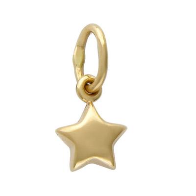Золотой подвес  01P011238