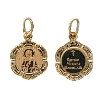 Золотой подвес  01P011246 от Bestwatch.ru