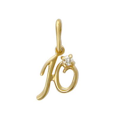 Купить Золотой подвес 01P11016JU, Подвеска, Золото красное 585, Фианит., Ювелирное изделие