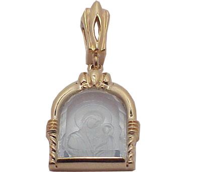 Золотая икона 01P310134