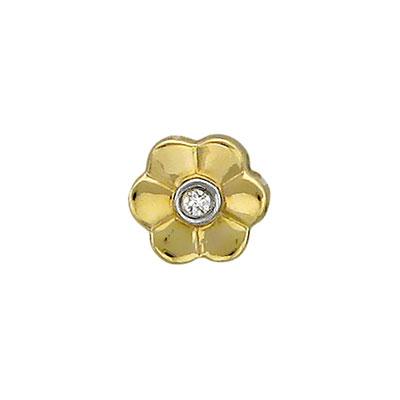 Золотой подвес  01P632030W