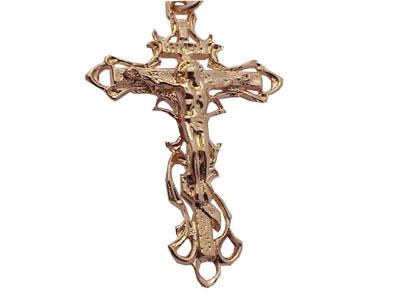 Золотой крест  01R010006