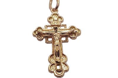 Золотой крест  01R010399