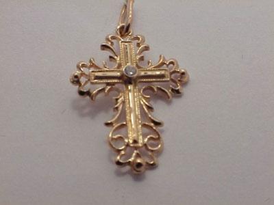Золотой крест  01R610404