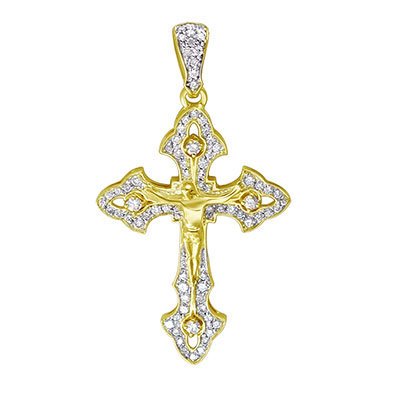 Золотой крест 01R630977 фото