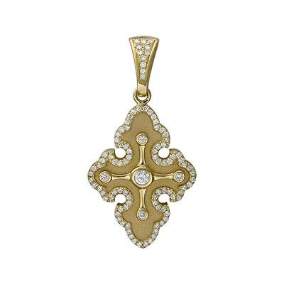 Золотой крест  01R640912