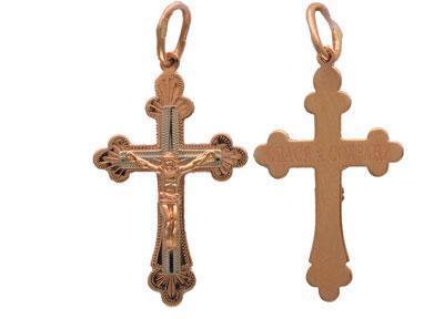 Золотой крест 01R760614