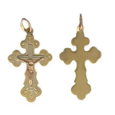 Золотой крест  01R760627J