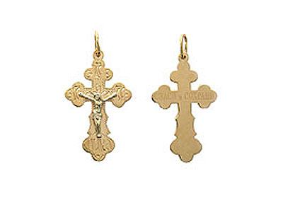 Золотой крест  01R760628