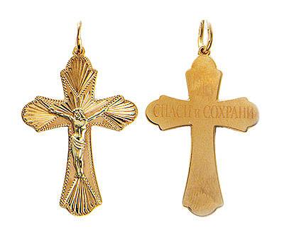 Золотой крест  01R760660