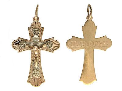 Золотой крест  01R760671