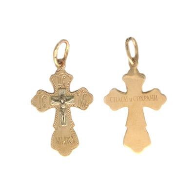 Золотой крест  01R760672