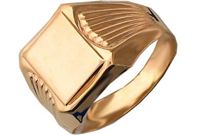 Золотая брошь 01T012116