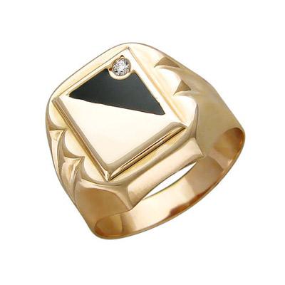 Золотое кольцо 01T116284U фото