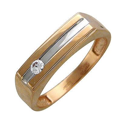 Золотое кольцо 01T165217 фото