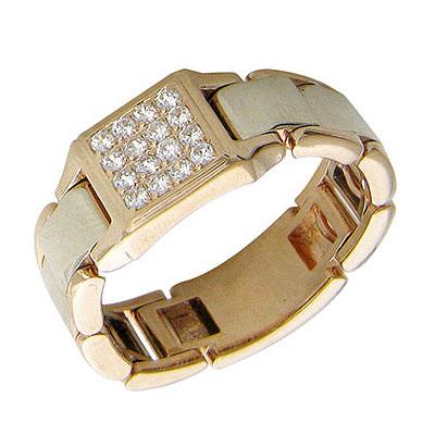 Золотое кольцо  01T165417
