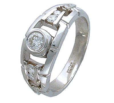 Золотое кольцо 01T673163 фото